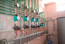 Монтаж систем парового отопления